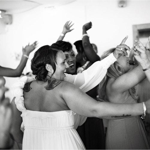 ibiza wedding party