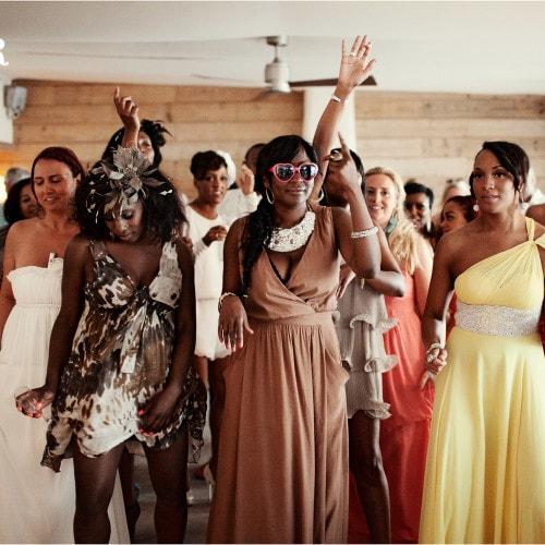 ibiza wedding dancefloor