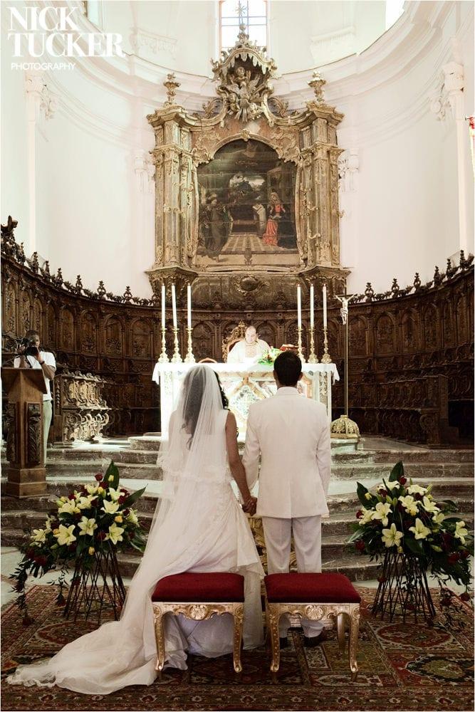 Forza d'Agro catholic church taormina
