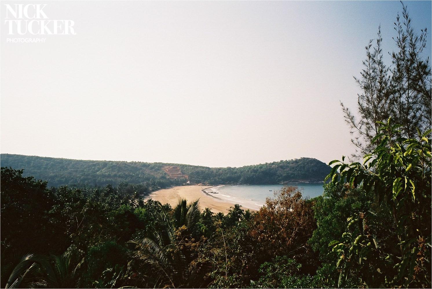 kuble beach gokarna