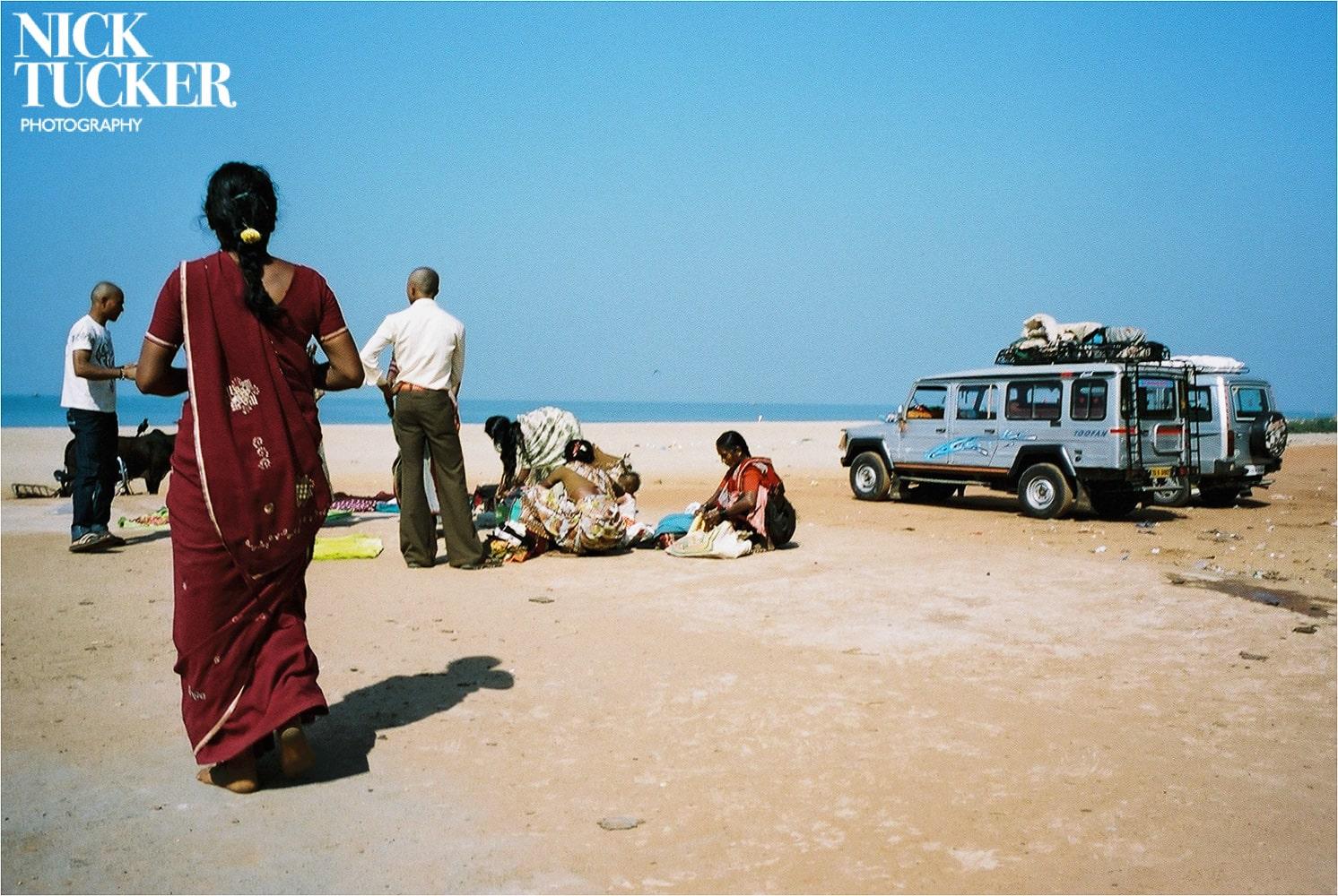 indian holidaymakers gokarna