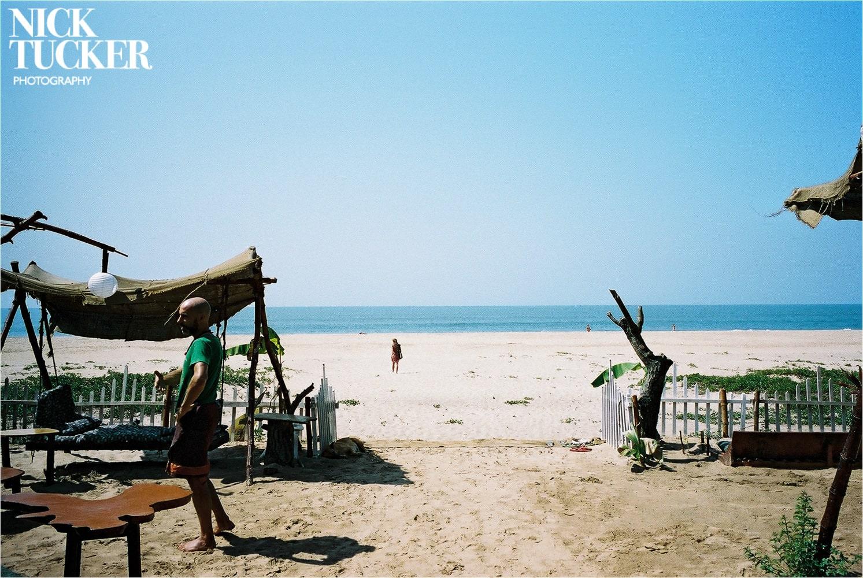 main beach gokarna