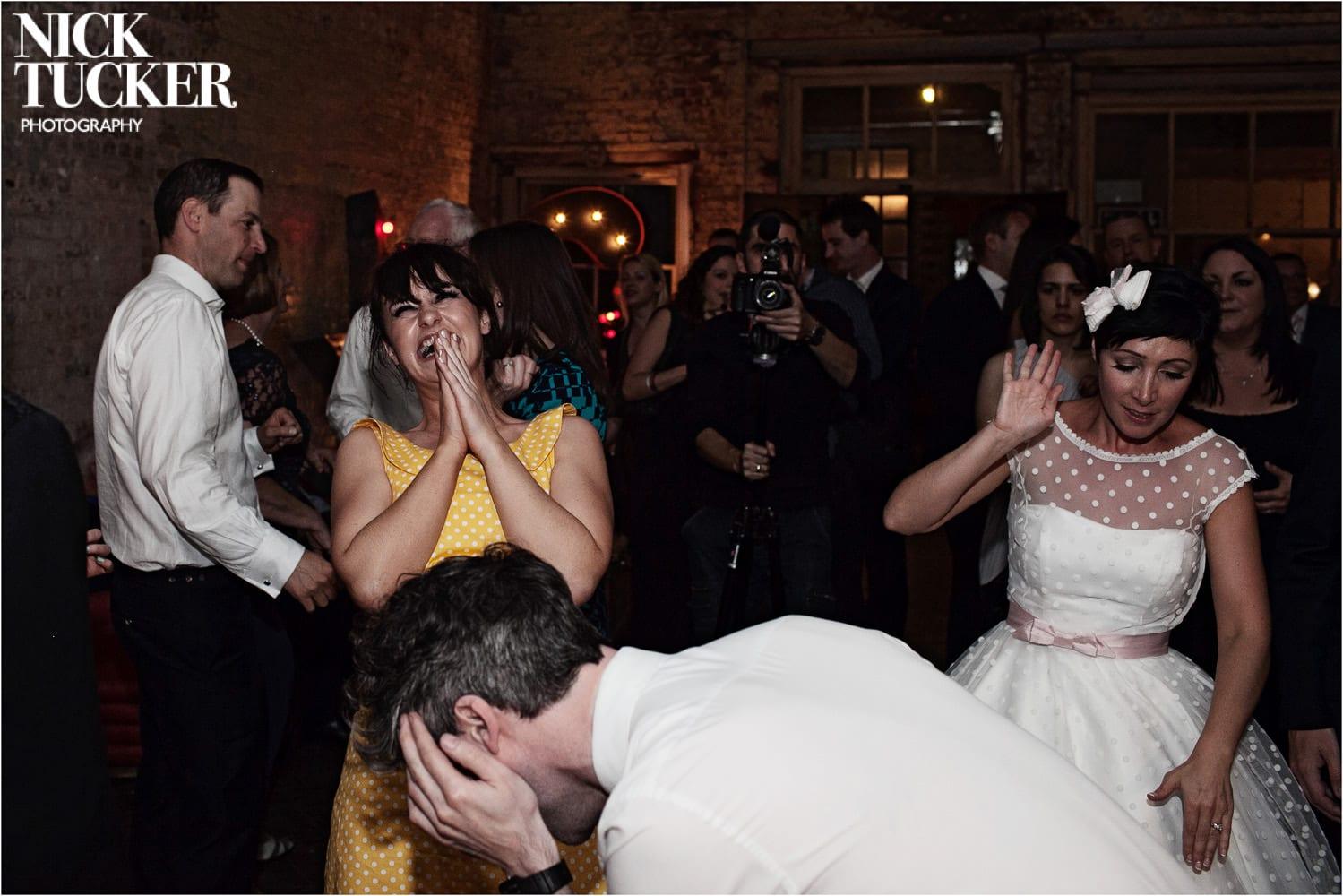 mc motors wedding party