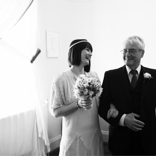 pre-ceremony at stoke newington town hall