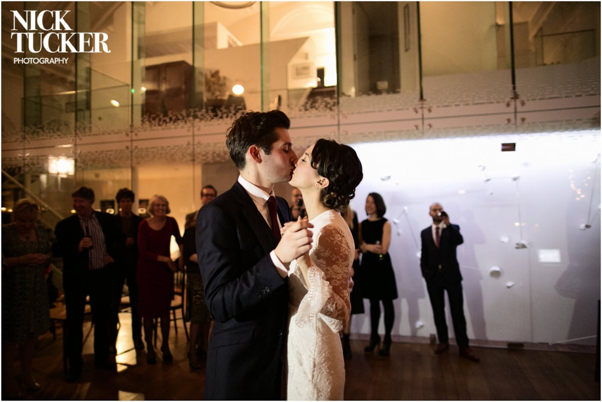 Bethnal Green Town Hall Hotel first dance