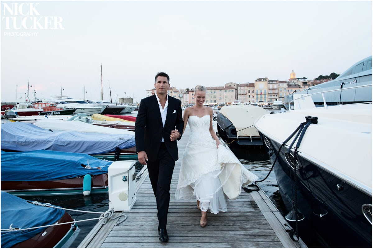 st tropez wedding photography