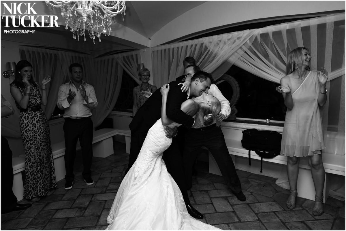st tropez wedding first dance