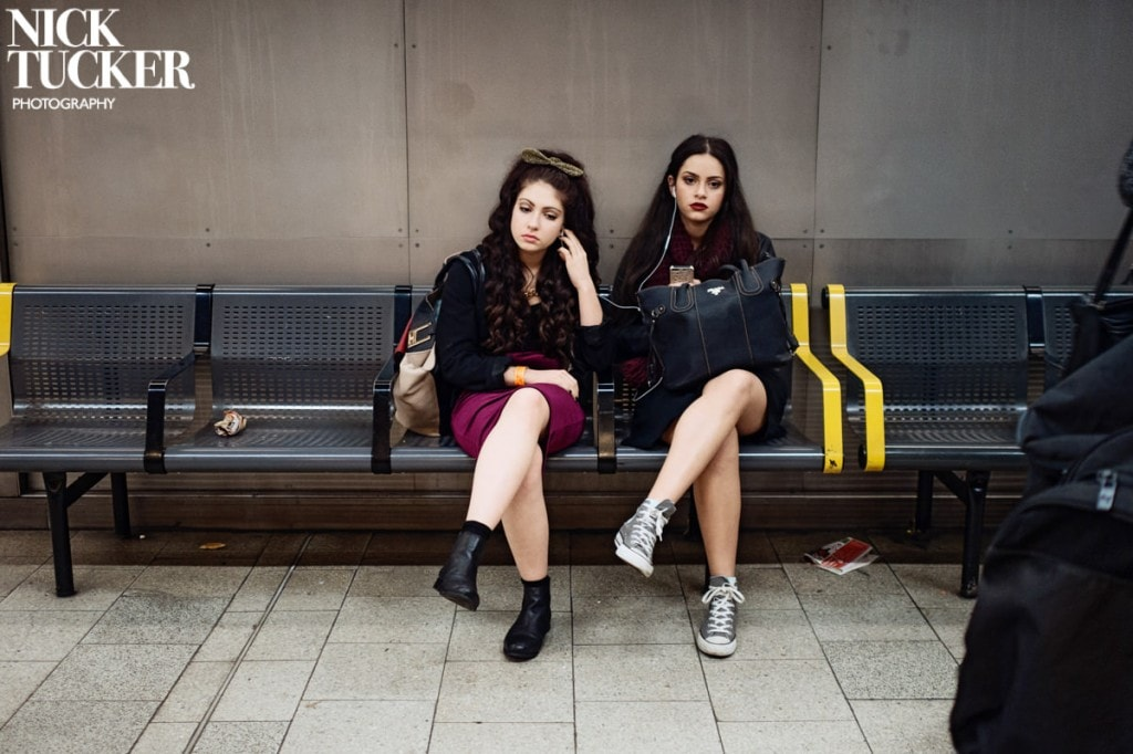 london underground street photography