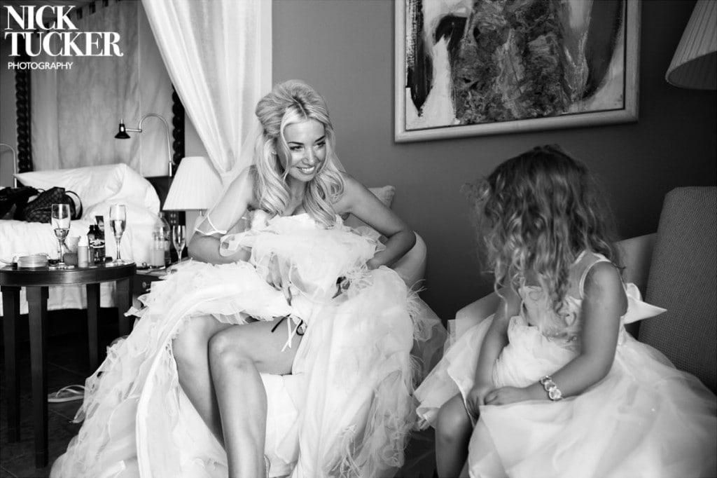 humourous wedding photography