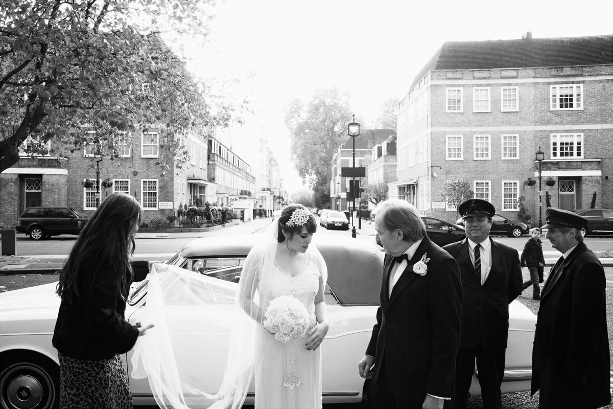 Claridges Wedding Photography   Hannah & Rory