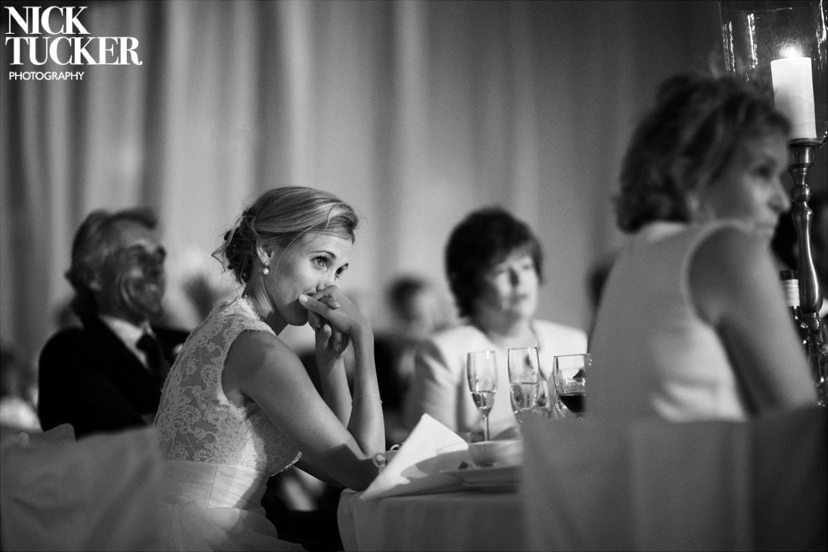marquee wedding speeches