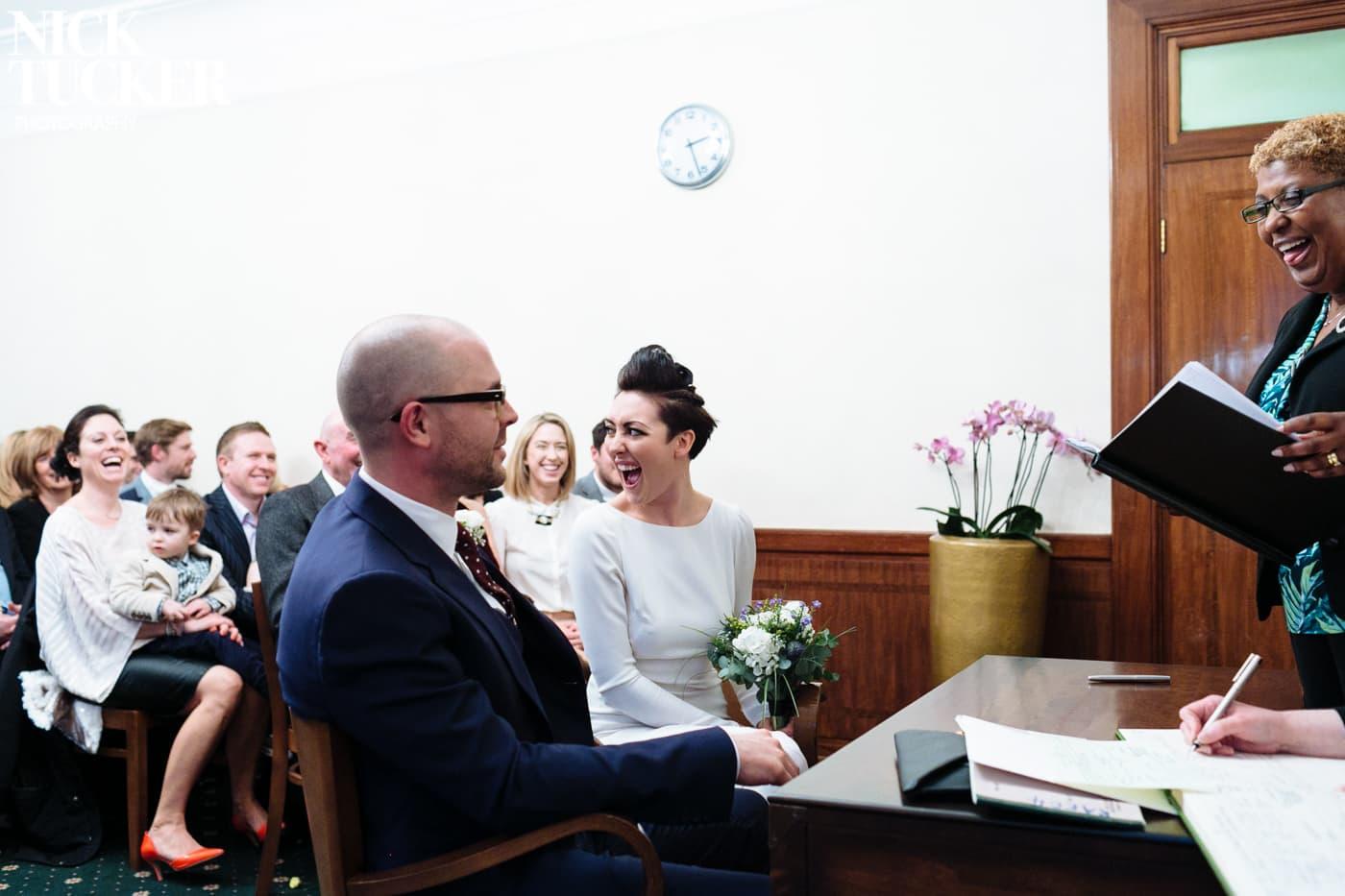 charismatic wedding photography