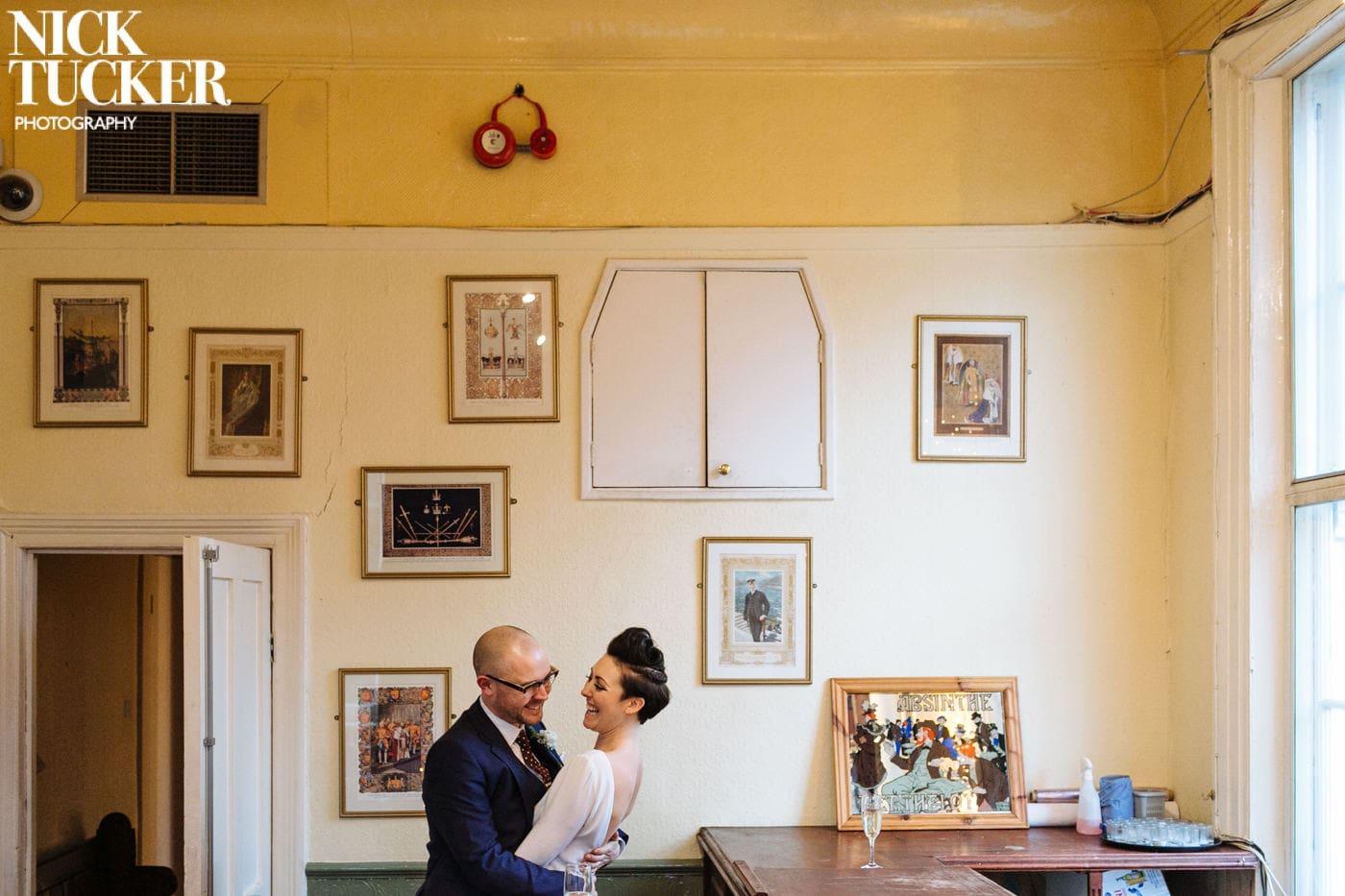 The Royal Inn wedding photography