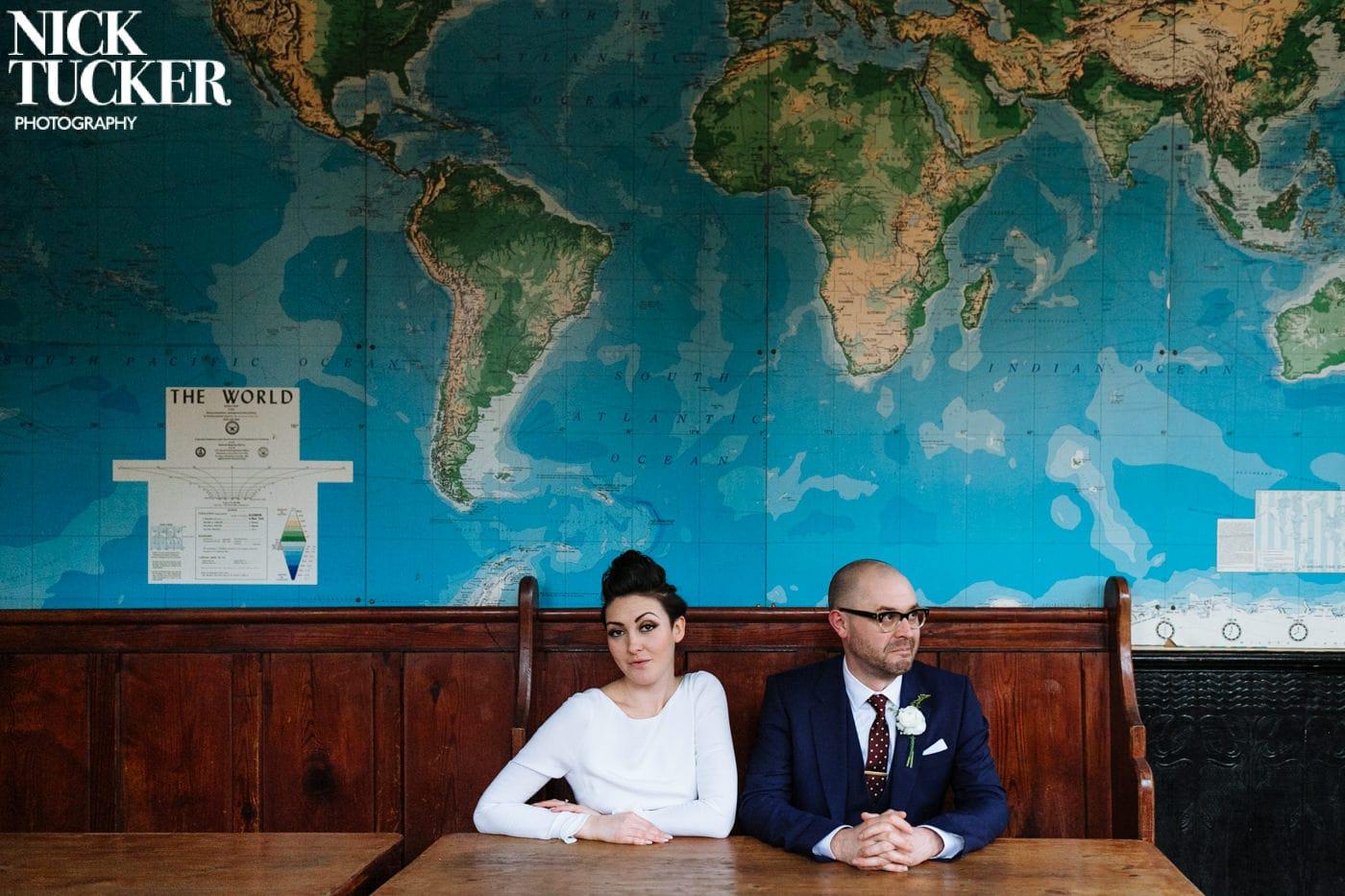 characterful wedding photography