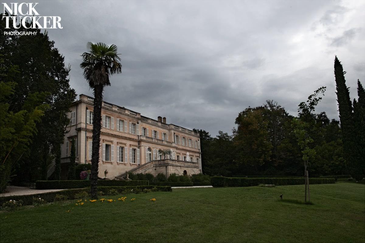 Chateau du Martinet, Provence