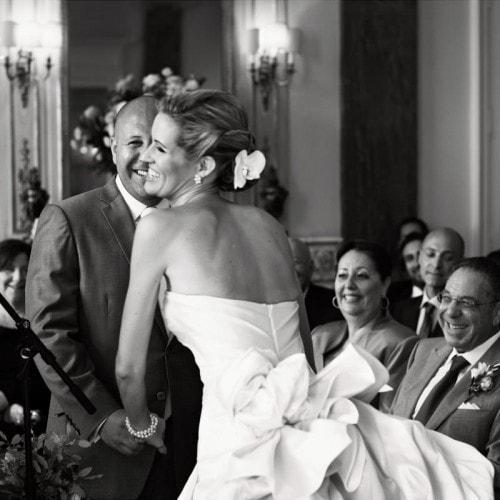 adam leber wedding ceremony
