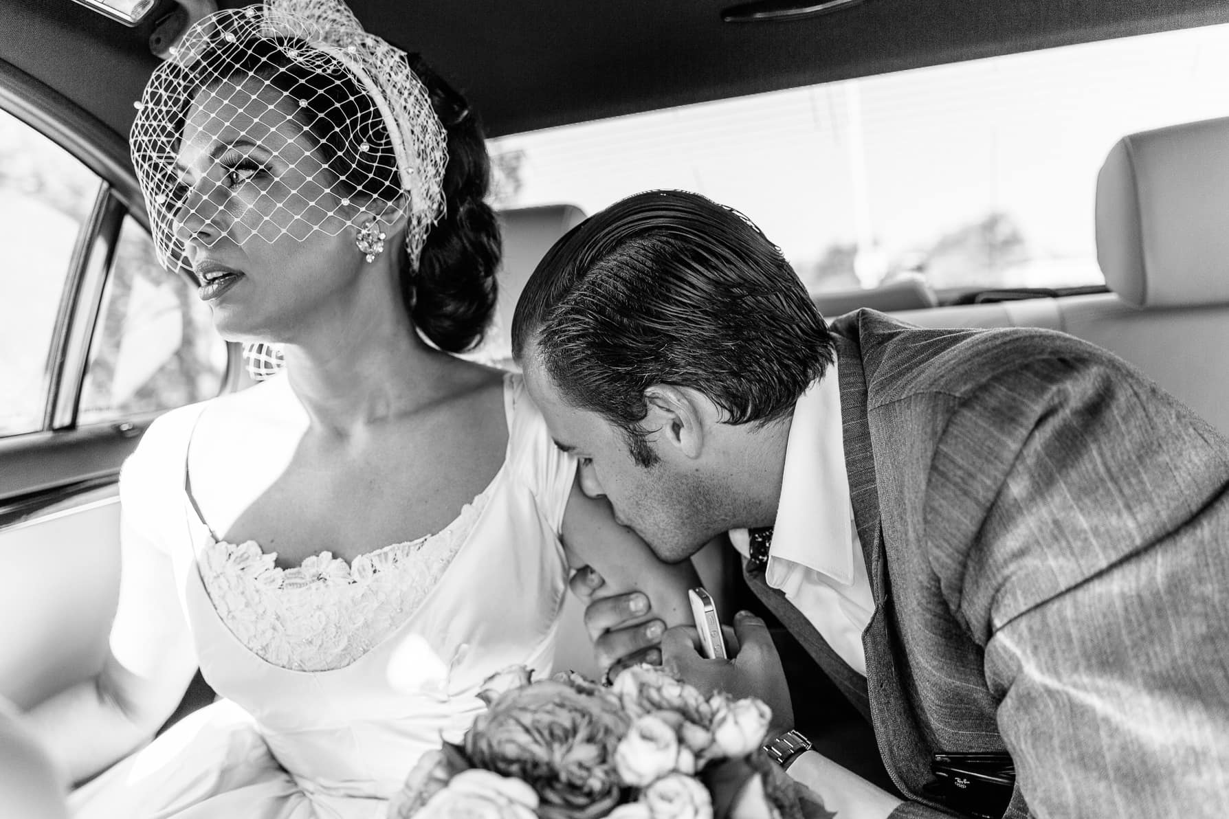 Immodesty Blaize Wedding Shot | Friday Photo
