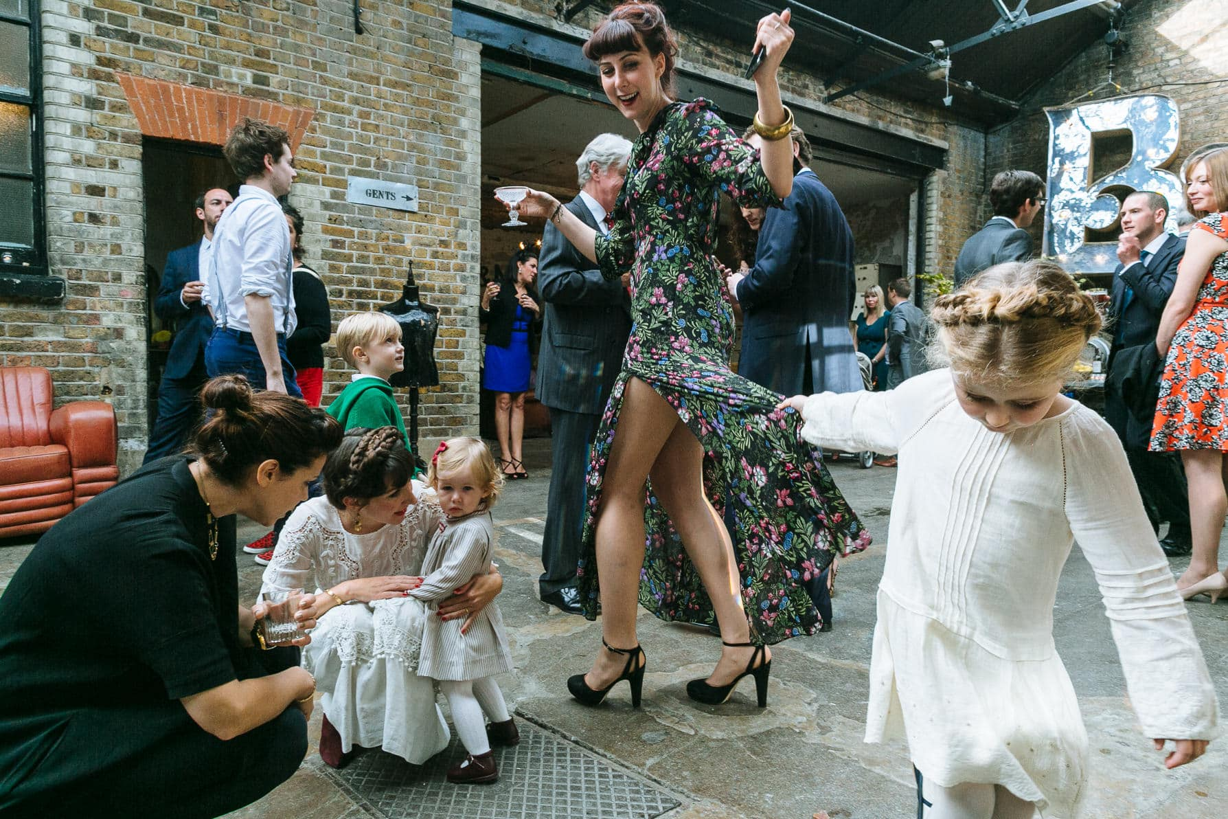 Friday Photo: A Beautiful Commotion