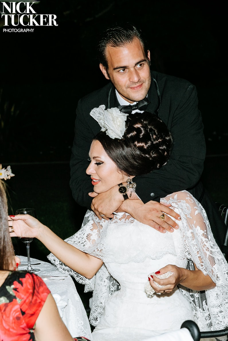 Immodesty Blaize Wedding