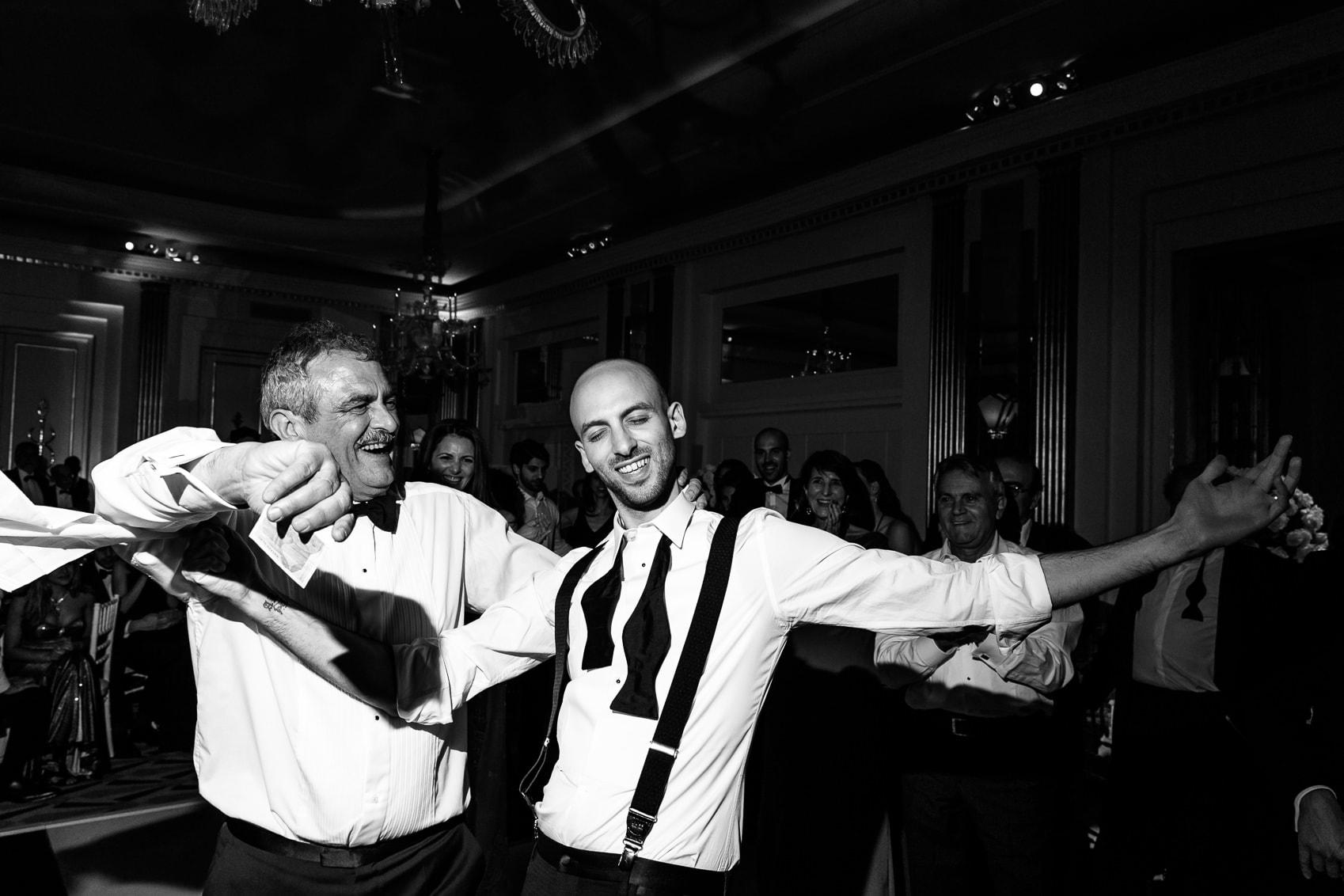 Claridges Hotel Wedding Photography