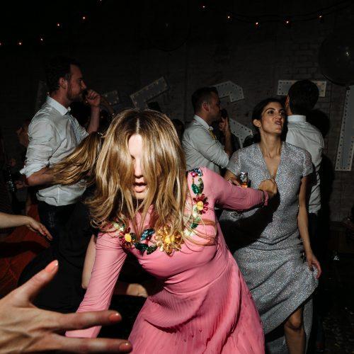 wedding dancefloor photography