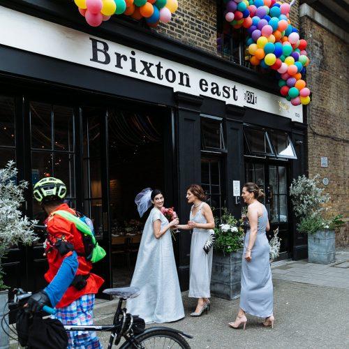 brixton east wedding