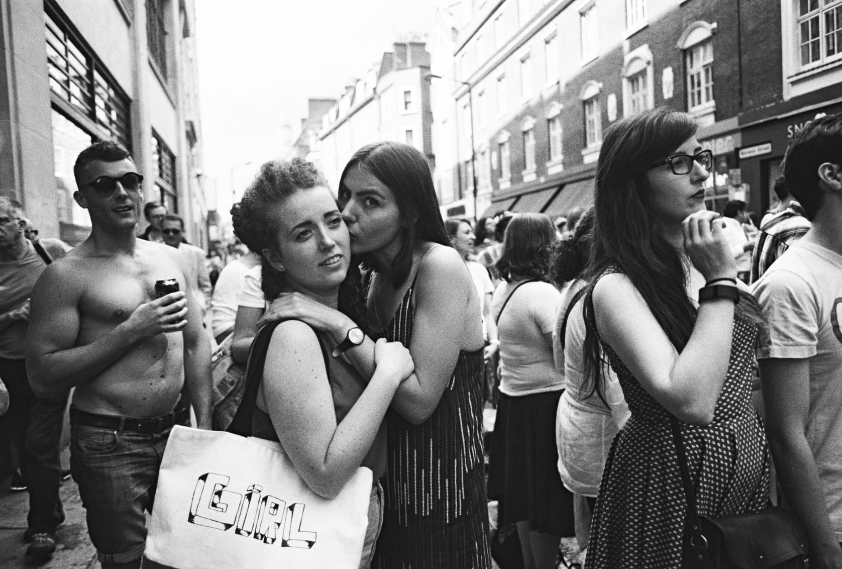 Friday Photo: Everybody Street Soho Pride
