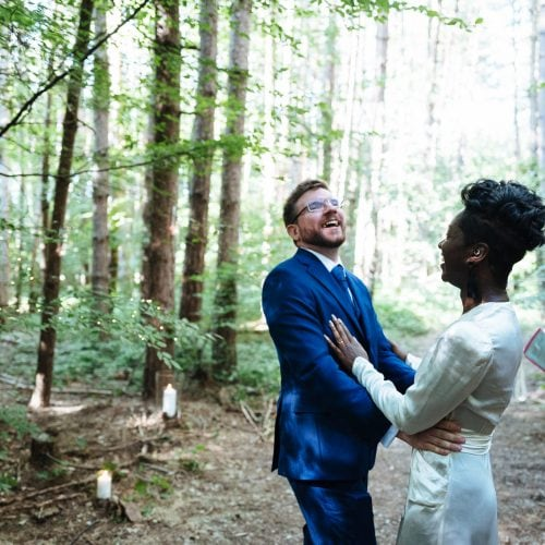 woodland wedding uk