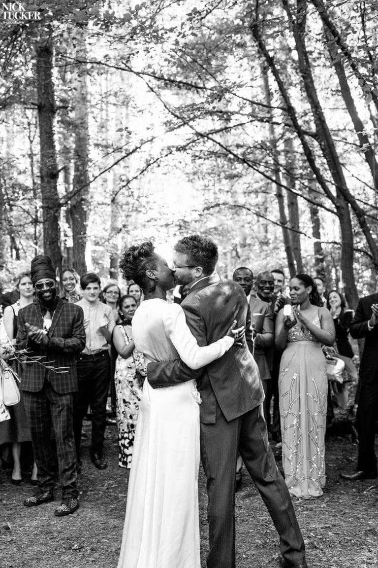 woodland wedding uk