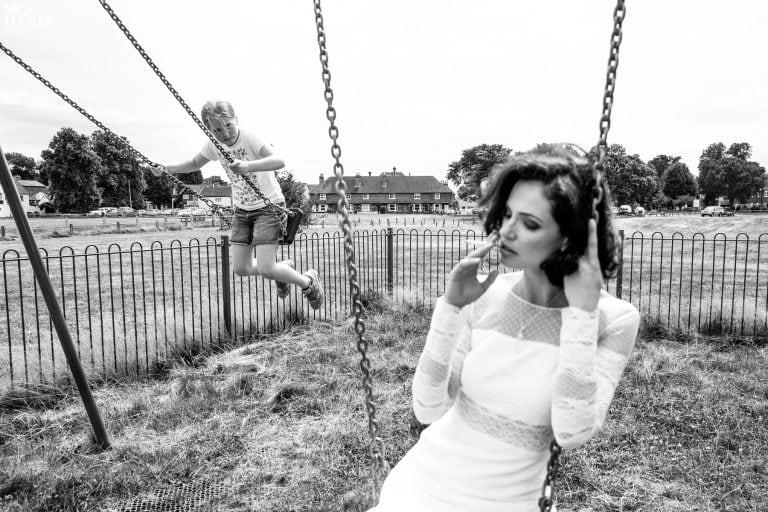 london fashion photography