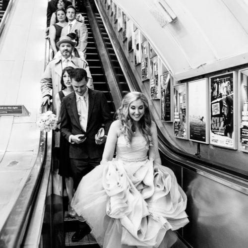 bride on underground