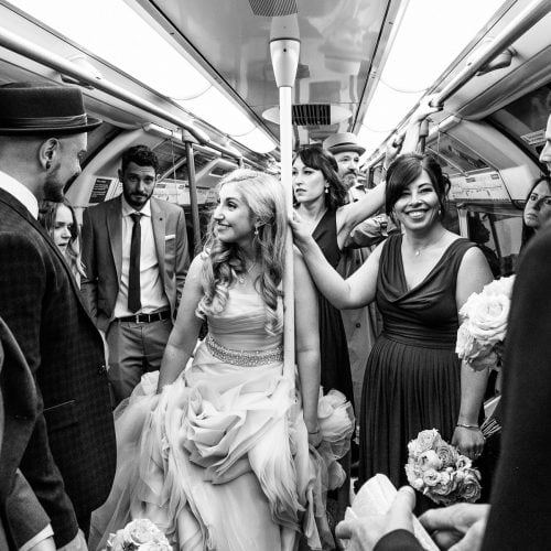 bride on underground