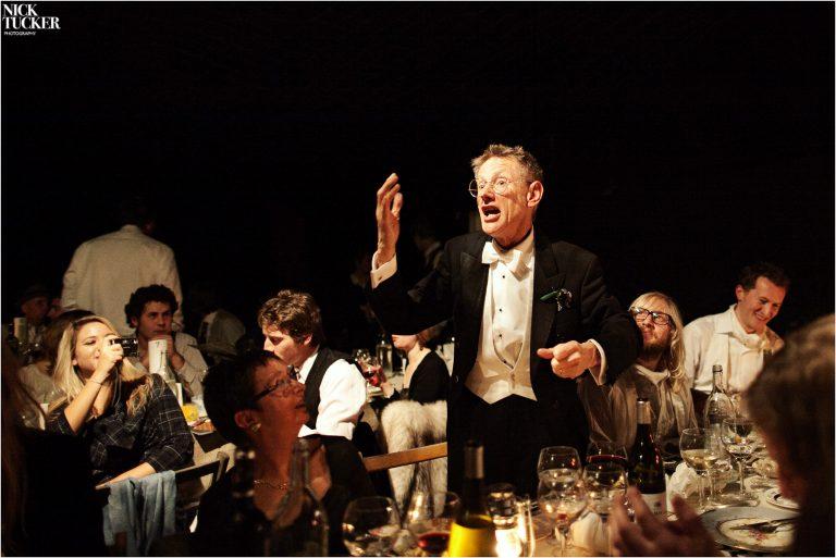 punchdrunk theatre wedding