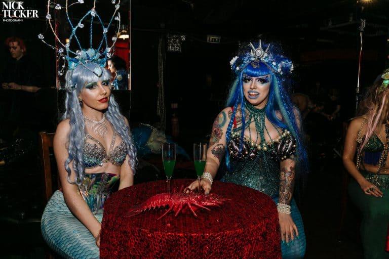 mermaid burlesque