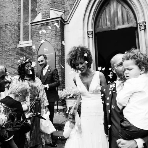 Dalston Wedding Photography