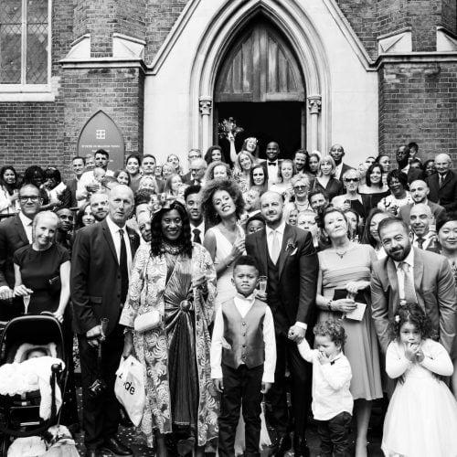 Dalston Wedding Photography