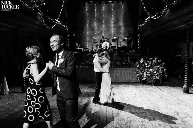 wiltons music hall wedding first dance