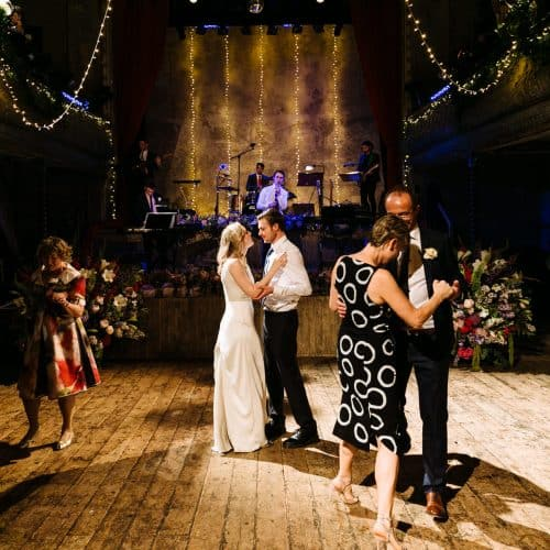 wiltons music hall wedding first dance