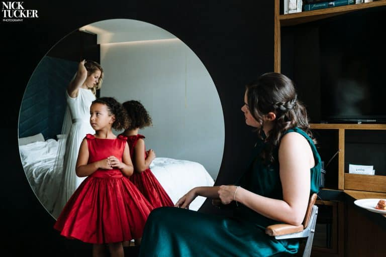hoxton hotel bridal prep