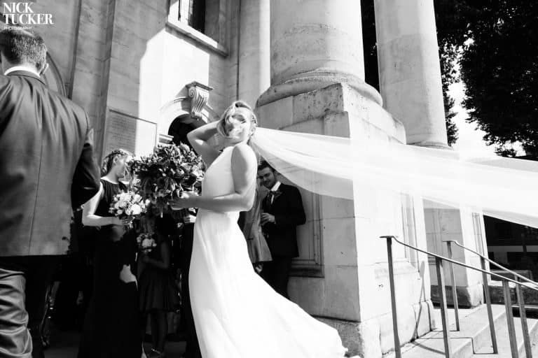 christ church spitalfields wedding