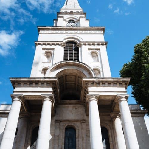hawksmoor church