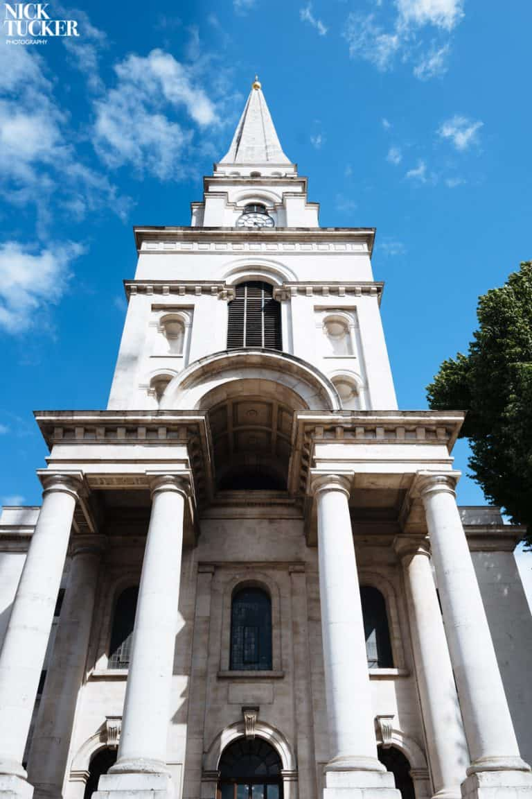 hawksmoor church