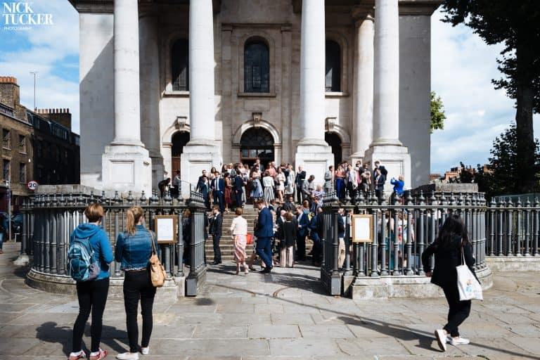 hawks moor church wedding
