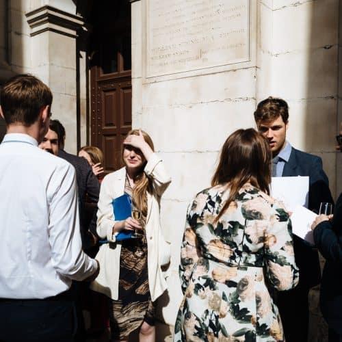 christ church spitalfields wedding