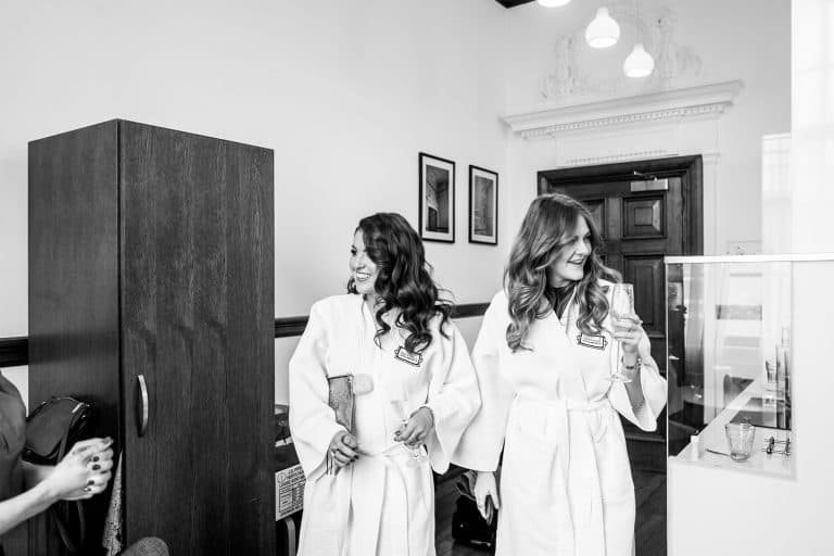 bethnal green town hall bridal prep