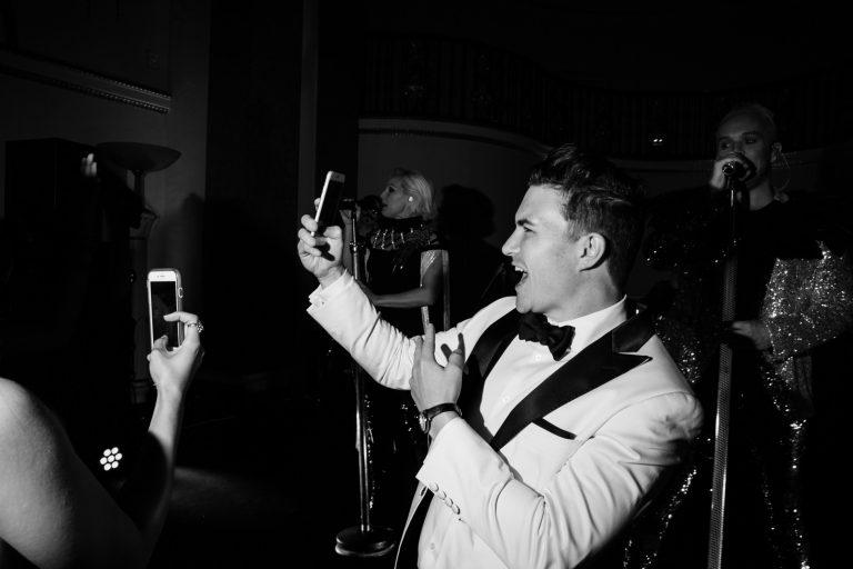 society wedding photography