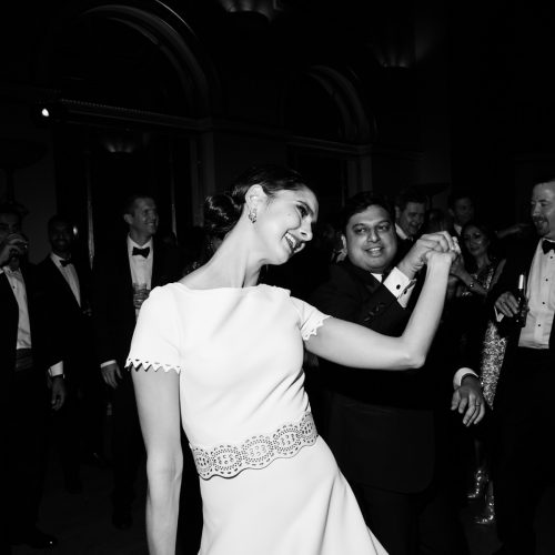 London wedding party photography