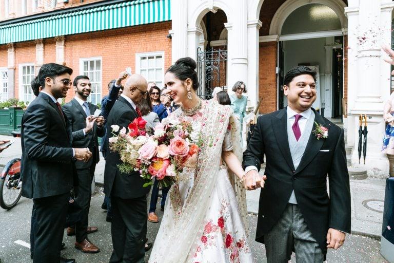 mayfair library wedding