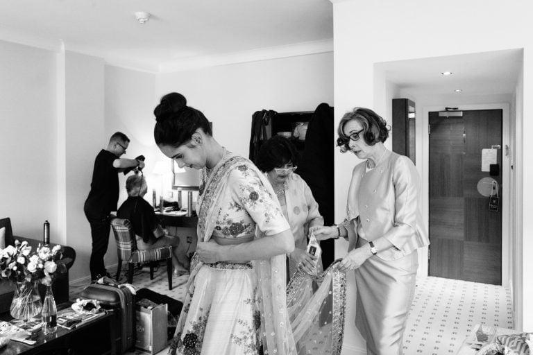 anglo indian wedding photography