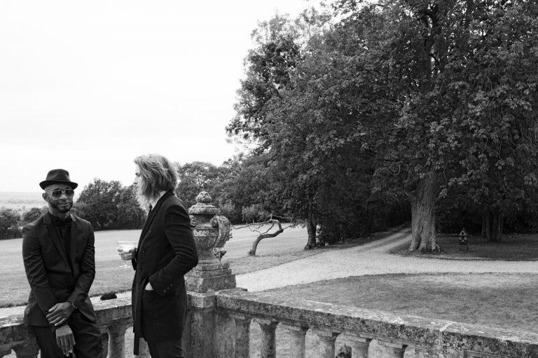 Les Trois Garcons Chateau wedding